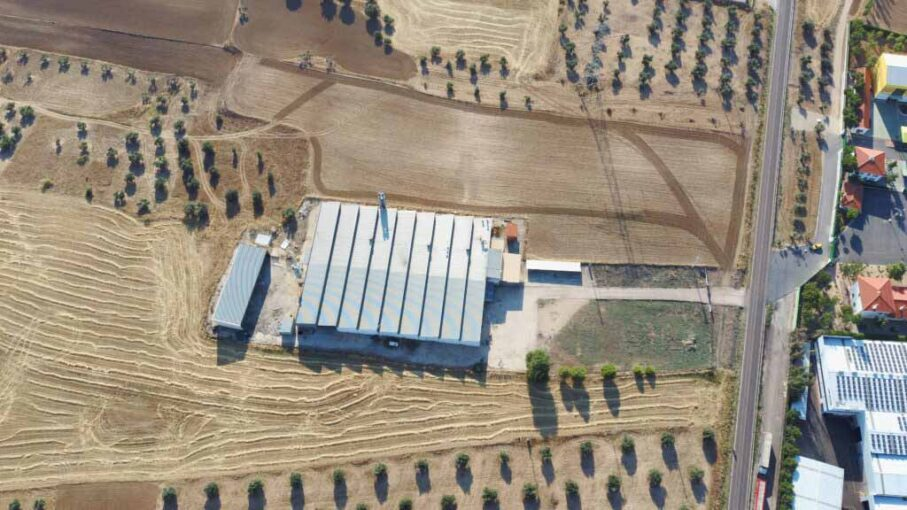 Terreno rústico industrial en Yuncos - Inmobiliaria Néperin